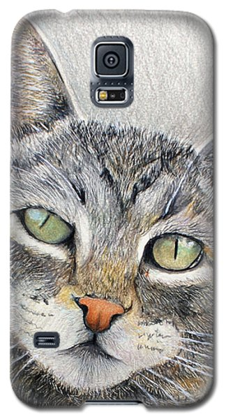That Cat Galaxy S5 Case