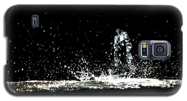 That Falls Like Tears From On High Galaxy S5 Case by Bob Orsillo