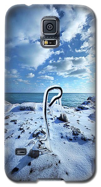 Galaxy S5 Case featuring the photograph That One Weird Thing by Phil Koch