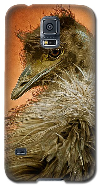 That Shy Come-hither Stare Galaxy S5 Case by Lois Bryan