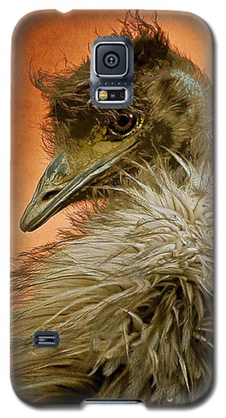 That Shy Come-hither Stare Galaxy S5 Case
