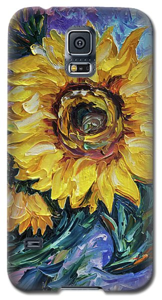 That Sunflower From The Sunflower State Galaxy S5 Case