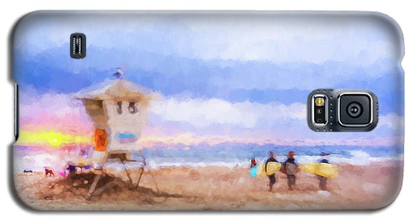 That Was Amazing Watercolor Galaxy S5 Case