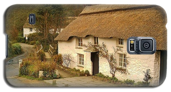 Thatched Cottage By Ford  Galaxy S5 Case