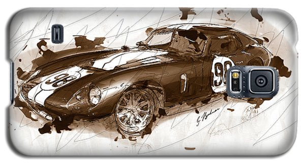 The 1965 Ford Cobra Mustang Galaxy S5 Case