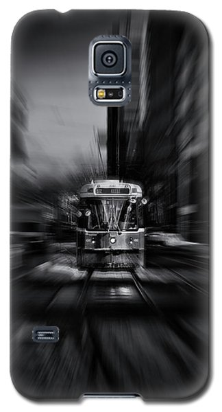 The 512 St. Clair Streetcar Toronto Canada Flow Galaxy S5 Case