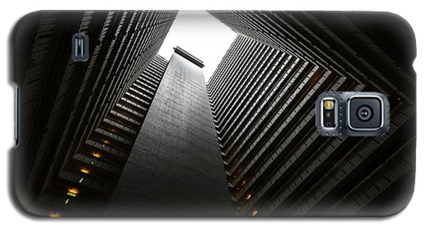 The Abyss, Hong Kong Galaxy S5 Case by Reinier Snijders