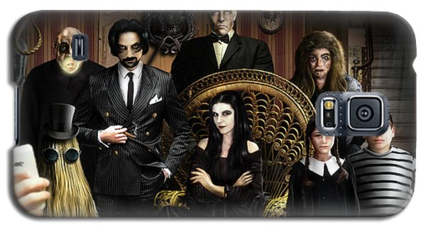 The Addams Family Galaxy S5 Case