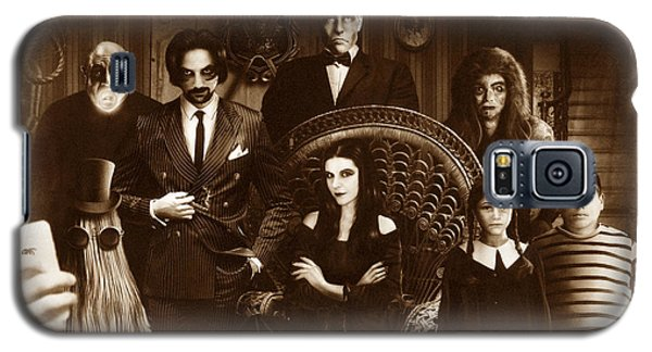 The Addams Family Sepia Version Galaxy S5 Case