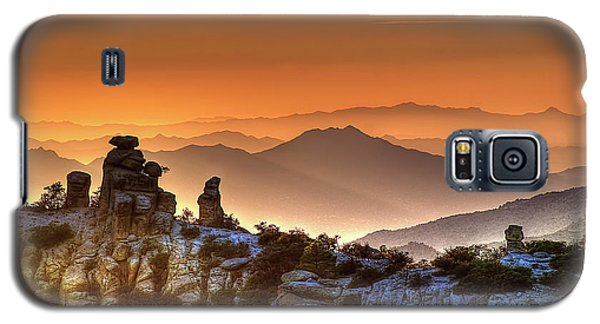 Galaxy S5 Case featuring the photograph The Ahh Moment by Lynn Geoffroy