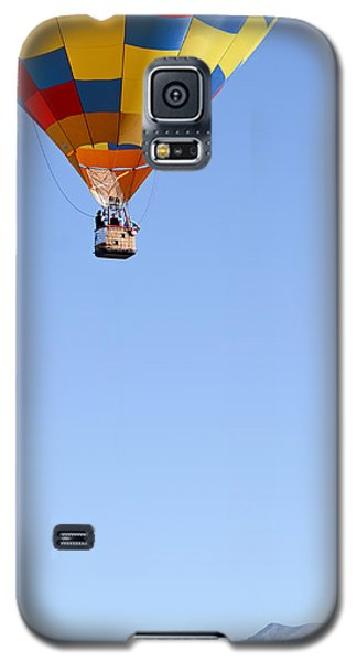 The Air Up There... Galaxy S5 Case