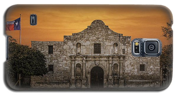 The Alamo Mission In San Antonio Galaxy S5 Case