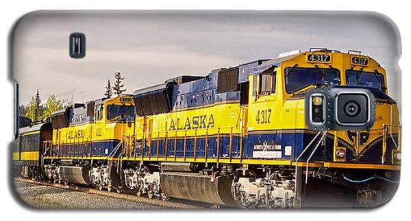 The Alaska Railroad Galaxy S5 Case