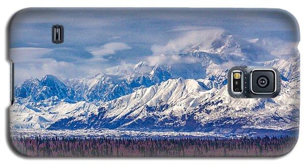 The Alaska Range At Mount Mckinley Alaska Galaxy S5 Case