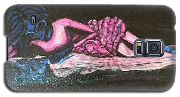 The Alien Ballerina Galaxy S5 Case