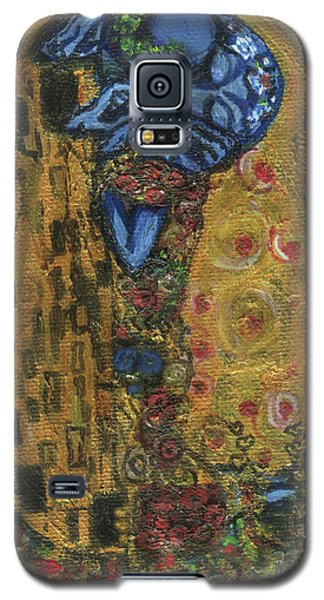 The Alien Kiss By Blastoff Klimt Galaxy S5 Case
