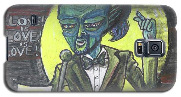 The Alien Lin-manuel Miranda Galaxy S5 Case