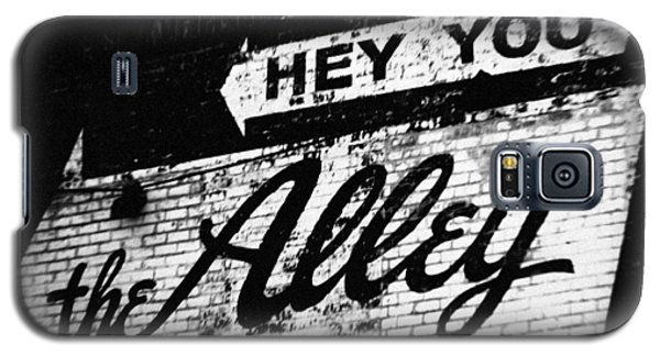 The Alley Chicago Galaxy S5 Case