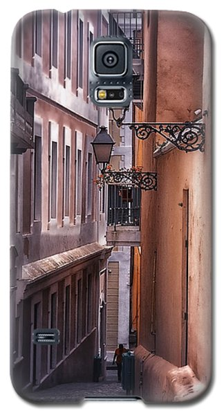 The Alleyways Of San Juan Galaxy S5 Case by Mary Lou Chmura