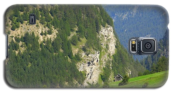The Alps In Spring Galaxy S5 Case