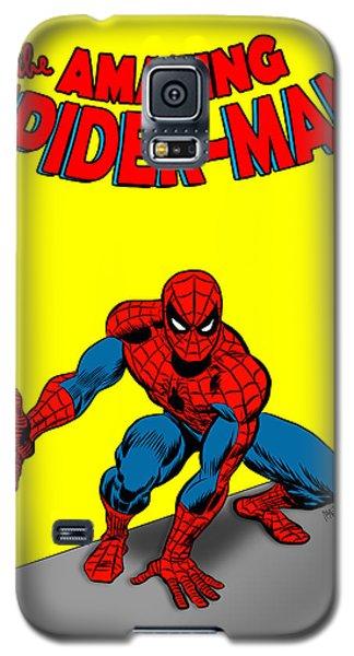 The Amazing Spider-man Galaxy S5 Case