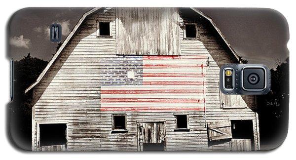 The American Farm Galaxy S5 Case by Julie Hamilton