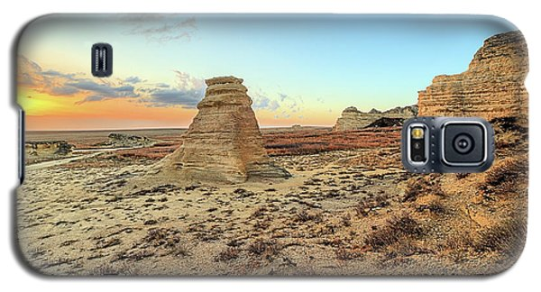 Galaxy S5 Case featuring the photograph The American West by JC Findley