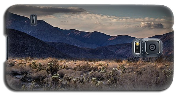 Galaxy S5 Case featuring the photograph The American West by Peter Tellone