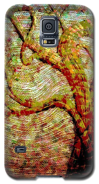 The Ancient Tree Of Wisdom Galaxy S5 Case
