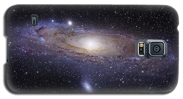 Space Galaxy S5 Case - The Andromeda Galaxy by Robert Gendler