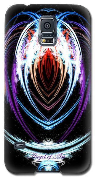 The Angel Of Art Galaxy S5 Case
