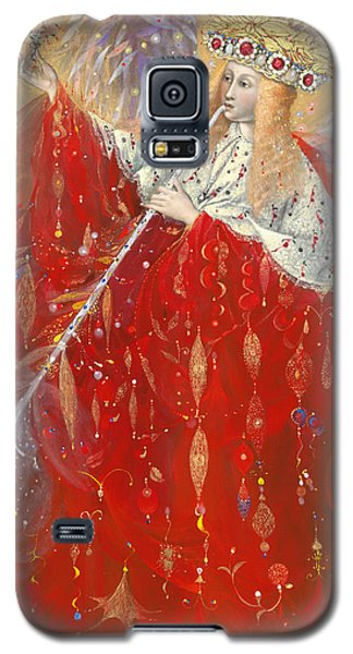 The Angel Of Life Galaxy S5 Case by Annael Anelia Pavlova