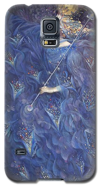The Angel Of Power Galaxy S5 Case by Annael Anelia Pavlova