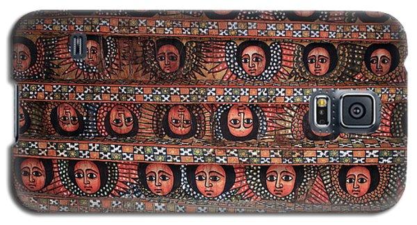 The Angels Of Debre Birhan Selassie Church Galaxy S5 Case