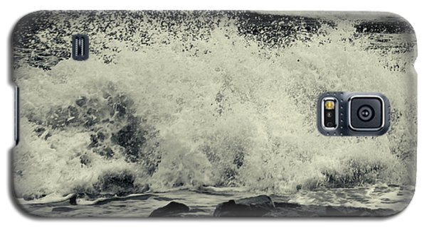 The Angry Sea Galaxy S5 Case