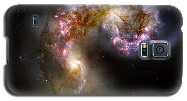 The Antennae Galaxies - Ngc 4038-4039 Galaxy S5 Case