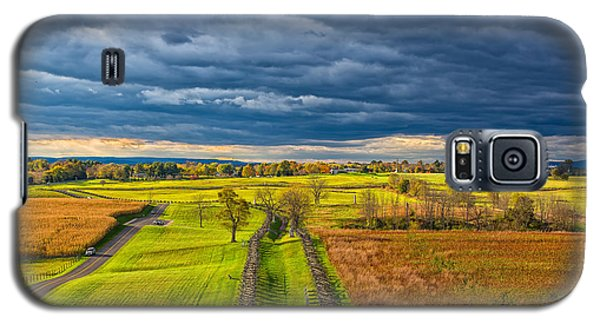 The Antietam Battlefield Galaxy S5 Case