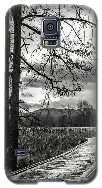 The Appalachian Trail Galaxy S5 Case by Eduard Moldoveanu