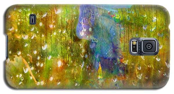 The Approach Of Autumn Galaxy S5 Case by LemonArt Photography