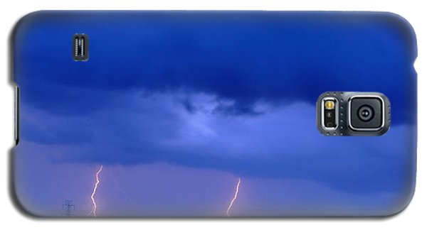The Approching Storm Galaxy S5 Case