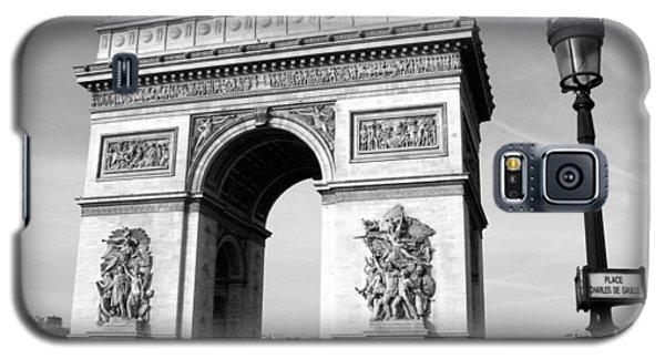 The Arc Di Triomph Galaxy S5 Case