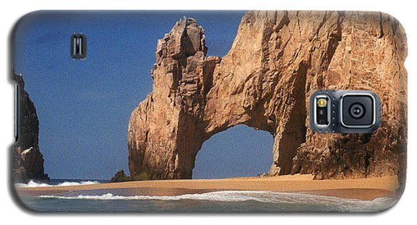 Galaxy S5 Case featuring the photograph The Arch by Marna Edwards Flavell