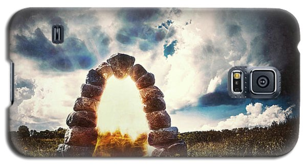 The Arch On The Edge Of Forever Galaxy S5 Case