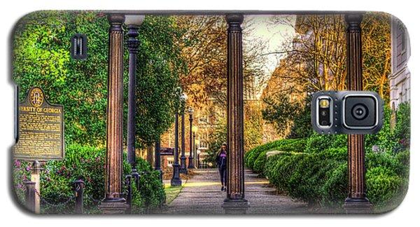 The Arch University Of Georgia Arch Art Galaxy S5 Case