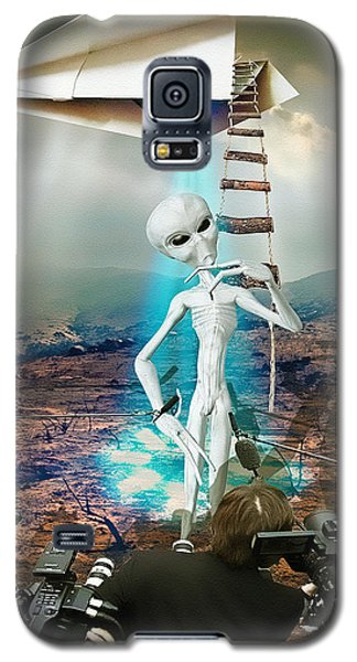 The Arrival Galaxy S5 Case