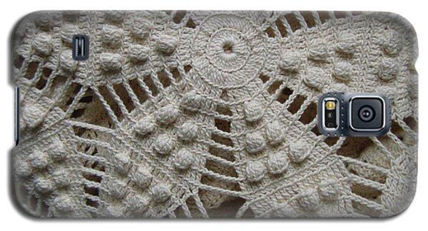 The Art Of Crochet  Galaxy S5 Case