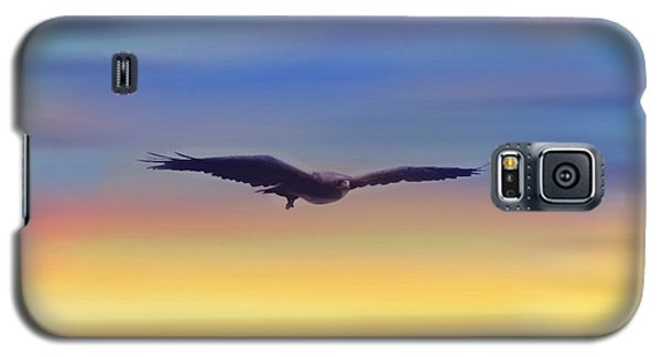 The Art Of Flying Galaxy S5 Case