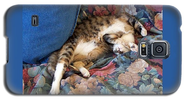 The Art Of Sleeping Galaxy S5 Case