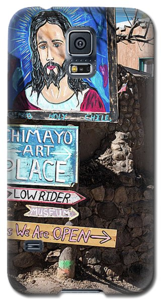 The Art Place In Chimayo Galaxy S5 Case