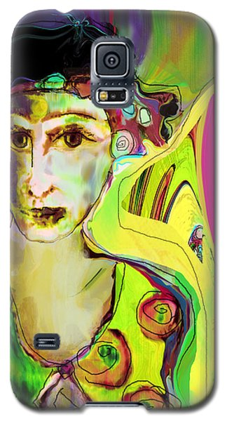 The Artist In Fauve Working Artist Galaxy S5 Case